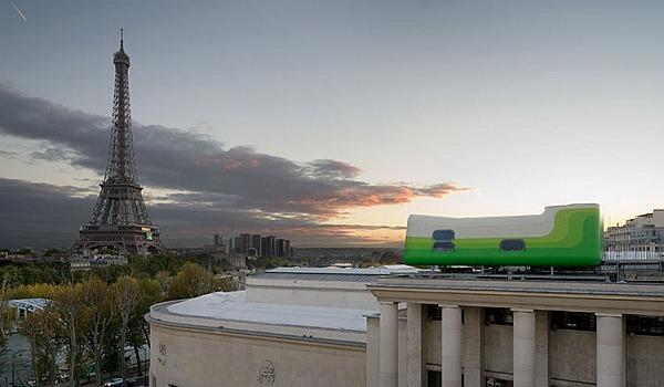 Uz mājas jumta Autors: Burns Pasaules ekskluzīvākā viesnīca