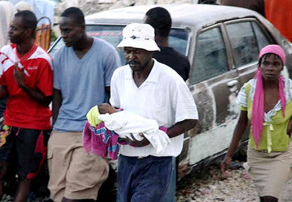 Daudzi cilvēki ir pametuši... Autors: UglyPrince Zemestrīce Haiti