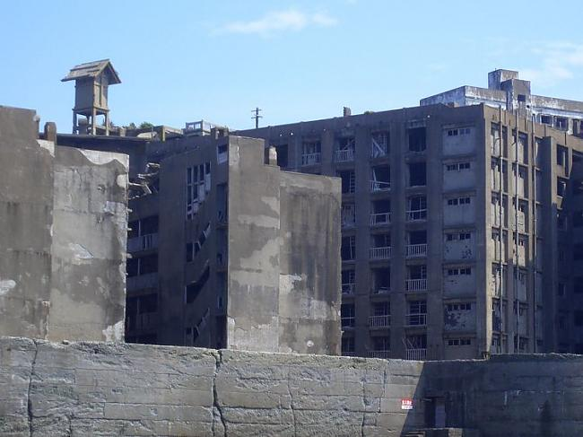Gunkanjima Japan Autors: coldasice pamestas pilsētas no visas pasaules