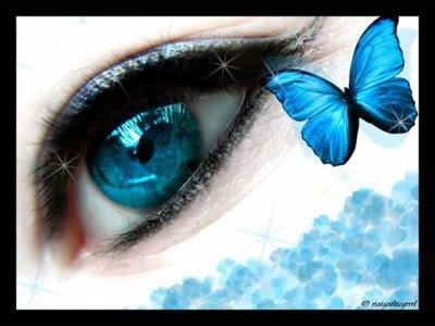 Pelēkzilas acis  norāda uz... Autors: mazaaph Paskaties acīs :)