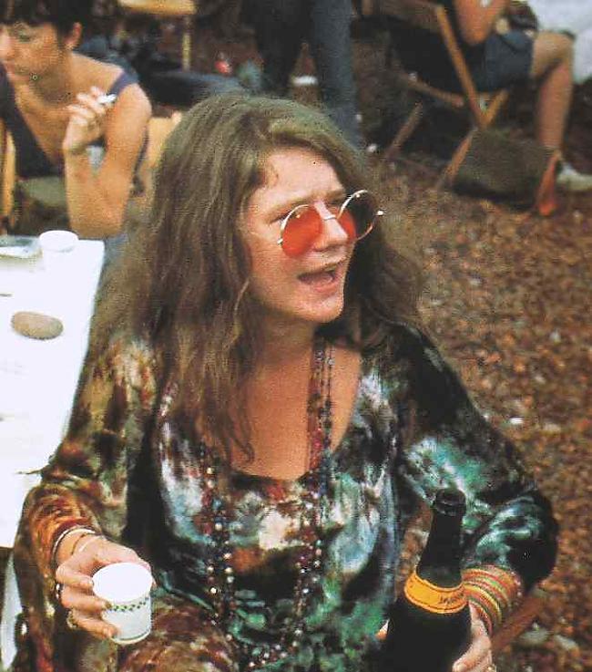Janis Woodstockaa 1969 Autors: eozz Janis Joplin - zudusī zvaigzne