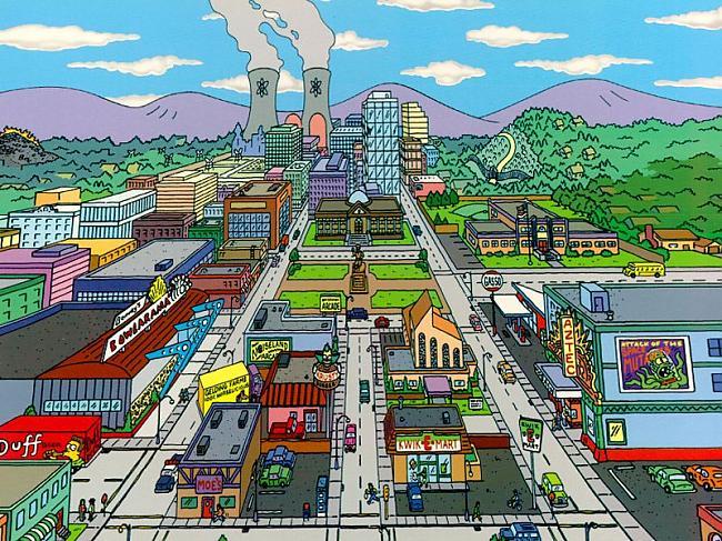 ASV ir 121 Springfilda Matt... Autors: Fosilija Daži fakti par Simpsoniem.