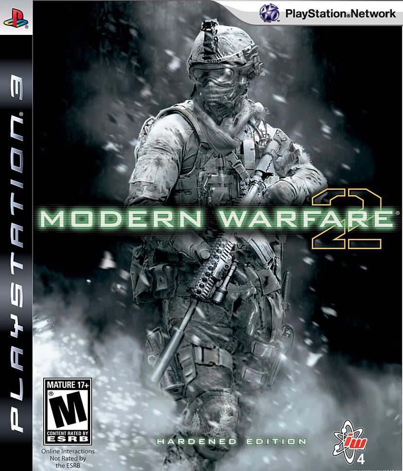 Call of Duty Modern Warfare 2 Autors: Area51 2009 gada PC Spēļu Top 10