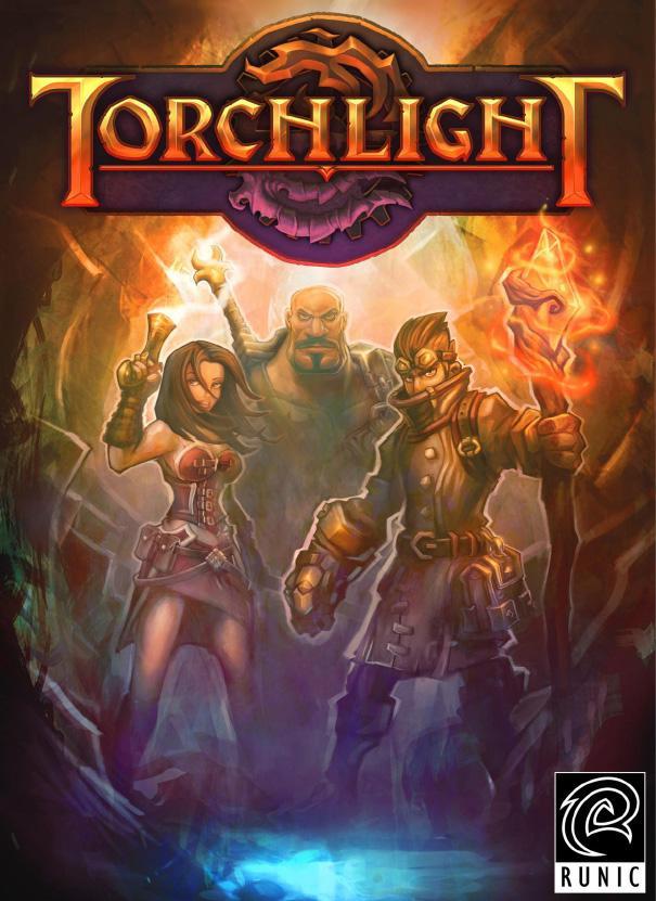 TorchLight Autors: Area51 2009 gada PC Spēļu Top 10