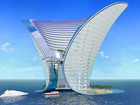 The Apeiron island hotel  Šī... Autors: llellde Nākotnes viesnīcas