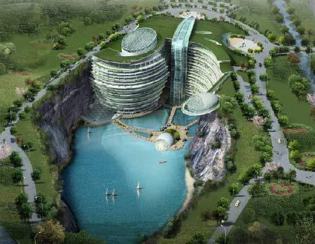 Waterworld  Šis neticamais... Autors: llellde Nākotnes viesnīcas