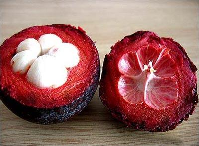 Mangostāna augļa dzimtene ir... Autors: laforeta Eksotiskākie augļi (Top10)