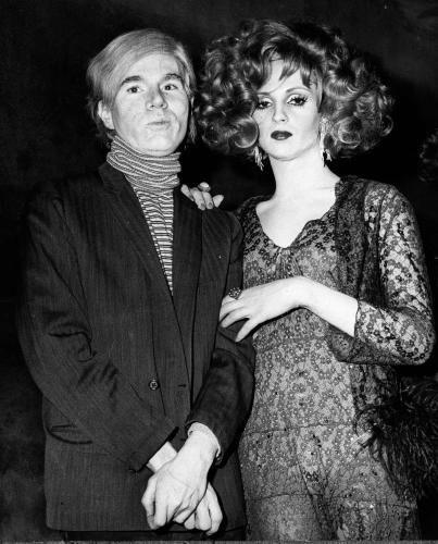 Andy Warhol and Candy Darling... Autors: dzeimsons Slavenību Gigapaka