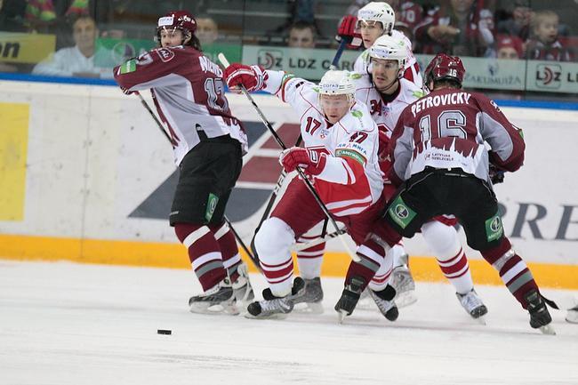 Autors: ak34 Foto: Dinamo Rīga ar 3:2 uzvar Spartak