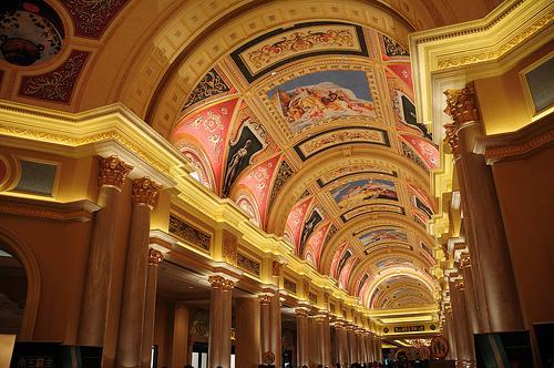 Autors: laforeta Macau-solis pāri Las Vegasai