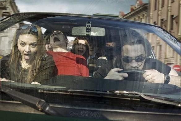 Looks like me driving Autors: dzeimsons Šoferītis