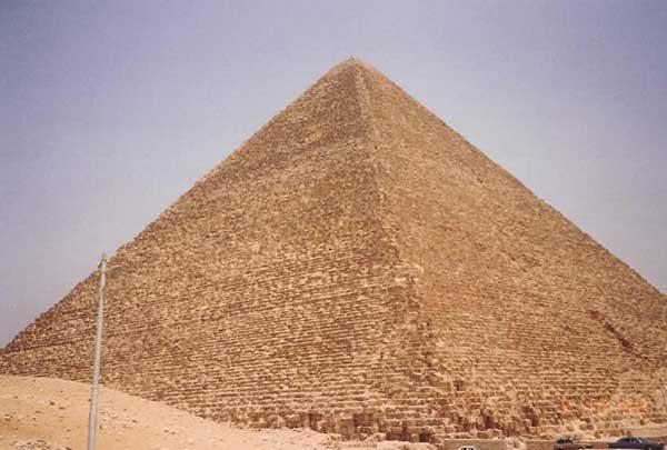 Piramīda Autors: Fosilija Saglabājušies cauri laikmetiem
