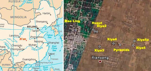 Autors: chesterfields Ķīnā ir piramīdas?