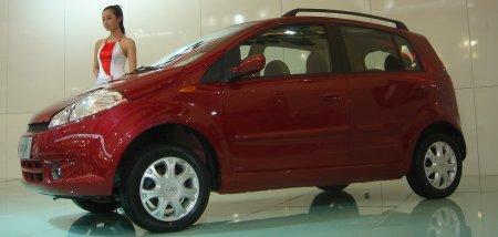 6 vietā ierindojas Chery A1... Autors: Fosilija !!!10 lētākās mašīnas pasaulē!!!
