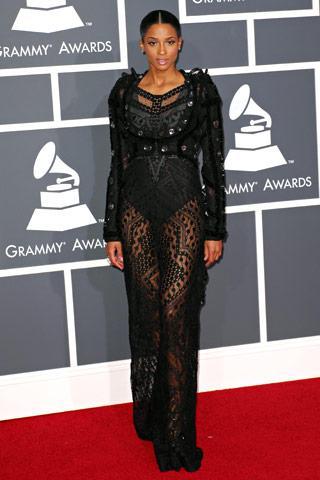 Ciara in Givenchy Haute... Autors: kerli121 52nd Grammy Awards
