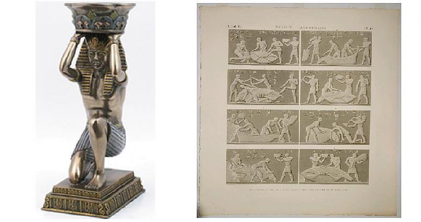 Papirusi un statuetes no... Autors: RūdisPH 10 nederīgākie suvenīri no ceļojumiem
