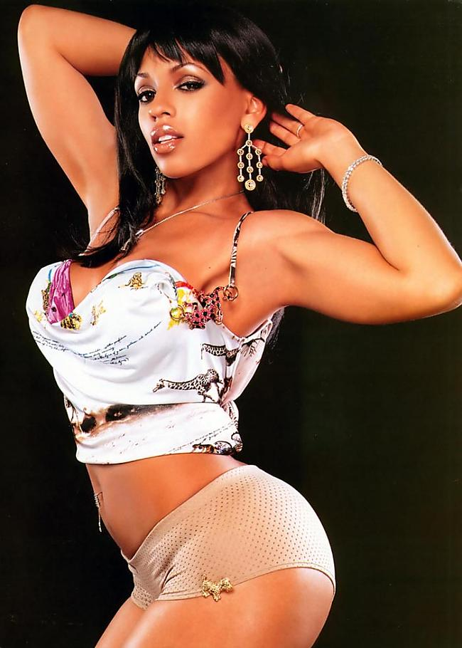 Melyssa Ford Autors: Senjorita Hip Hop modeles 1.daļāāā!!