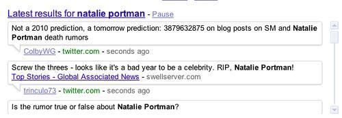 Natalija Portmane ir mirusi Autors: MiniMe Melīgais internets jeb Zvaigznes, kas mirst tikai netā.