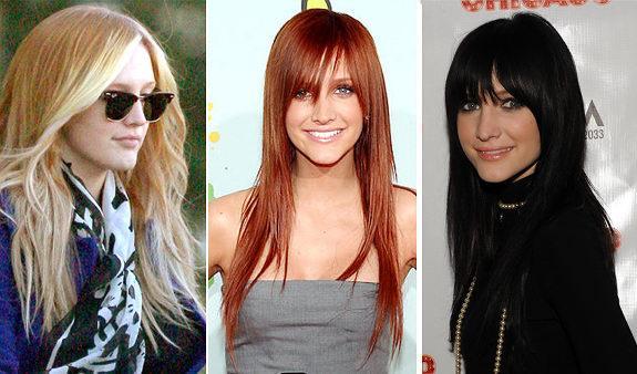 Ashlee Simpson matu krāsas... Autors: UglyPrince Mati - mūsu skaistākā rota