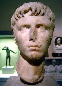 Gaja Jūlija Cēzara skulptūra Autors: Fosilija Gajs Jūlijs Cēzars