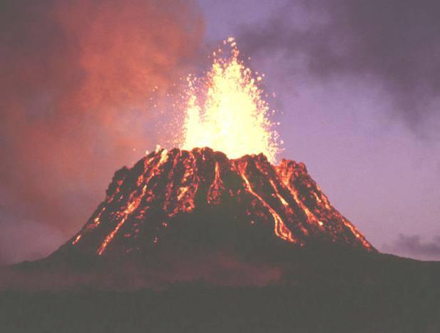 Milzu vulkāna izvirdums var... Autors: pedogailis Pastradienas scenāriji