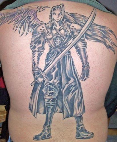 Autors: explorer5 Ko par tevi stāsta tavi tetovējumi