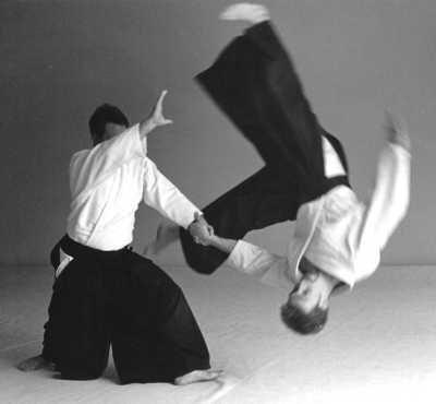 Aikido ir japāņu cīņas māksla... Autors: MiniMe Cīņas sports