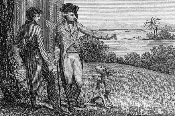 Pirmais ASV prezidents Džordžs... Autors: aisse Valsts pirmie suņi