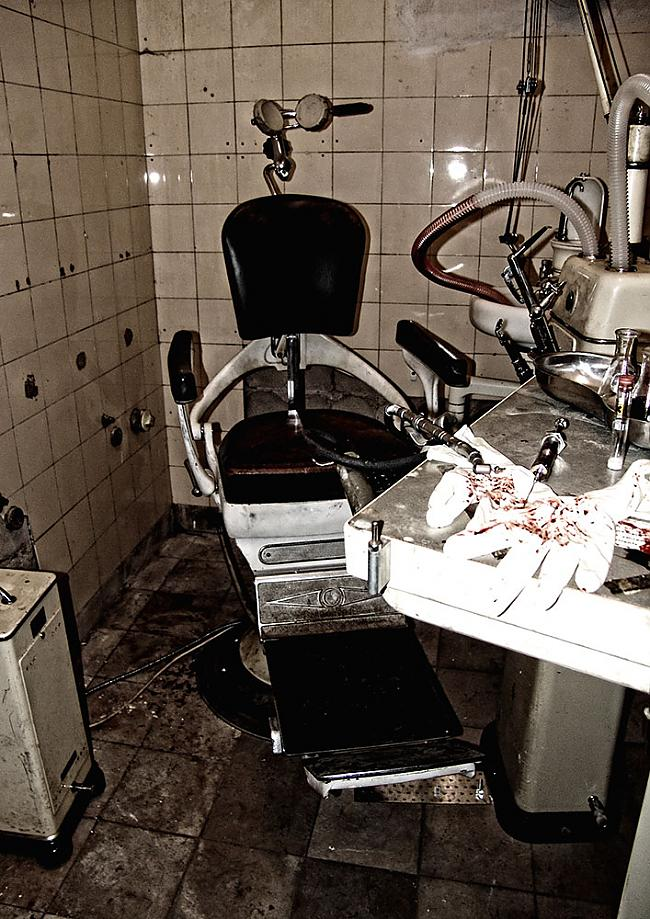 Zobārsts Tādu cilvēku nav diez... Autors: Wicked Sick No kā Tu visvairāk baidies?
