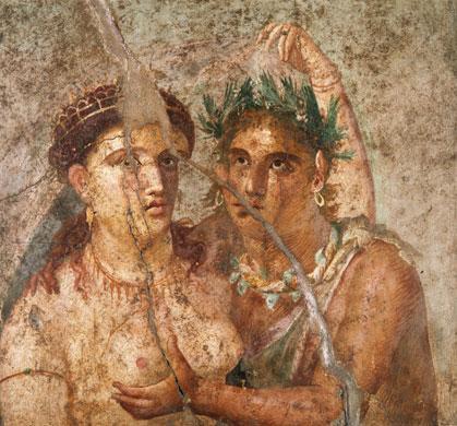 Seksuālā jomā romiešu vīrieši... Autors: gurkjis Nezināmā Senā Roma! Fakti!