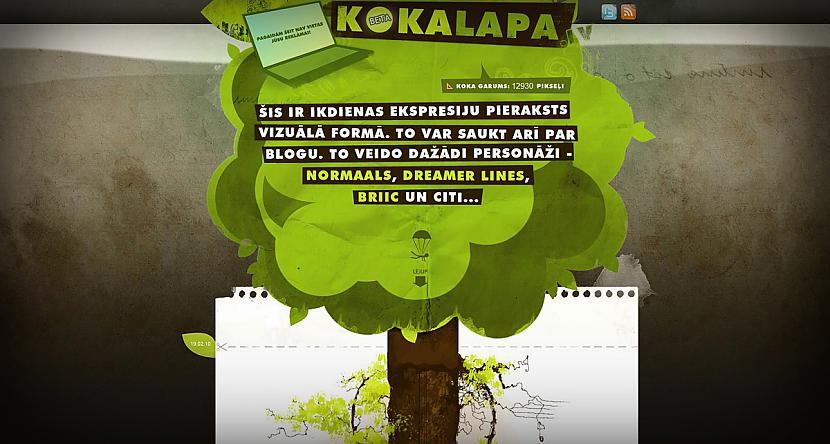 Nominācijā Interaktīvais... Autors: buciite ADwards 2010. uzvarētāji!
