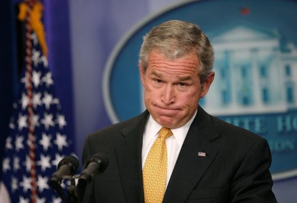 Ekonomiskās krīzes sākums Autors: LAGERZ Džordža buša foto hronika