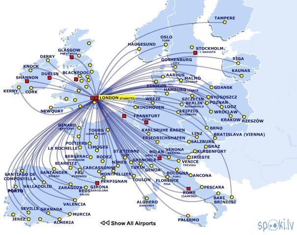 """Autors: gatis atkal """"Ryanair"""" izcelas.."""