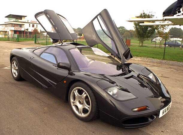 McLaren F1  850 000 Aktieris... Autors: Nevaritis Pasaulē dārgākie sadauzītie auto..