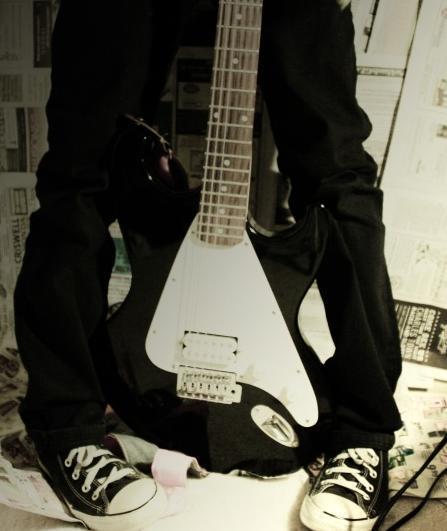 Autors: agonywhispers Guitar