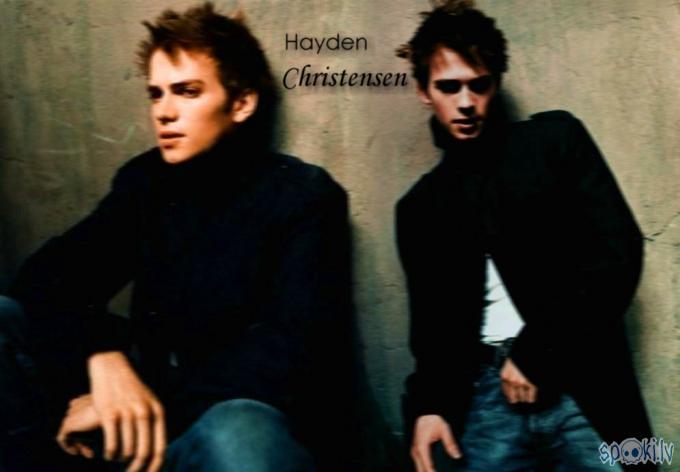 Autors: Cute Heidens Kristensens (Hayden Christensen)