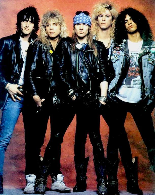 Orģinālais Guns n Roses Autors: Maxillain Iespējams LABĀKAIS ģitārists pasaulē