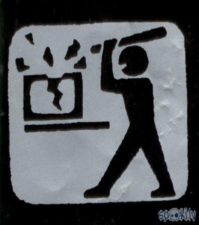 Autors: Lieutenant Drebin aim bek jeb TV ir kaitīgs ;)
