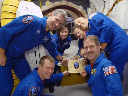 Kosmosā  1991 gada 26martā... Autors: slida Neticami notikumi. Zeme. Gaiss. Ūdens. Kosmoss
