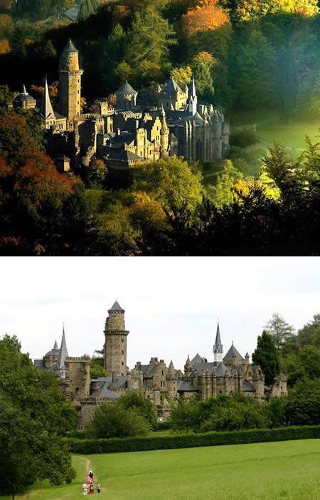 Lwenburg Castle Šī pils... Autors: Grandsire 10 Fascinējošas Pilis