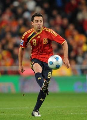6 Xavi  Spain Saka ka Xavi ir... Autors: DjOutlaw 2010.gada PČ labākie spēlētāji.