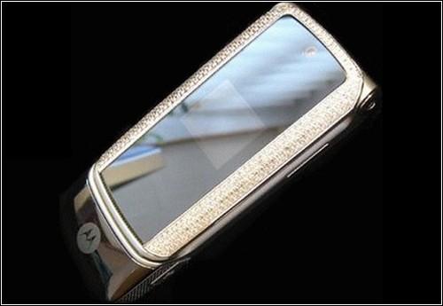 Motorola Krzr K1... Autors: OverDose SWAROVSKI aksesuāru top 8