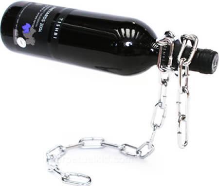 Ķēdveida vīna turētājs ... Autors: kabataaa Prakstiskas ilūzijas