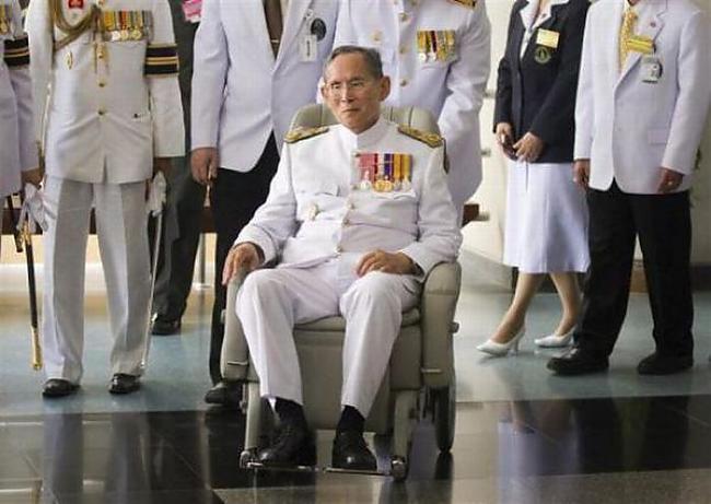 Taizemes Karalis Bhumibol... Autors: Pack man Bagātākie karaļi, karalienes un prinči