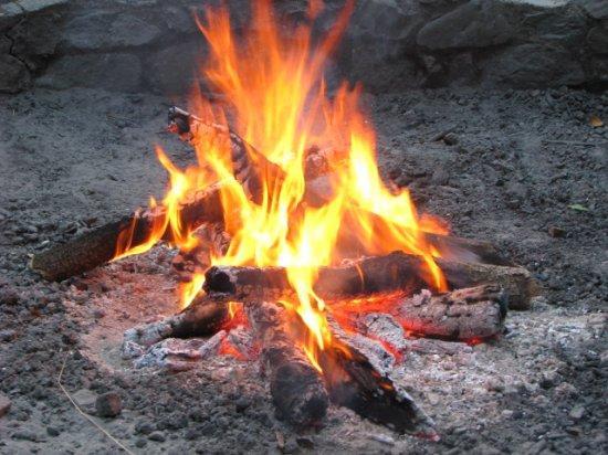 Iekurt ugunskuru Daudzi no... Autors: Salvadors 6 lietas