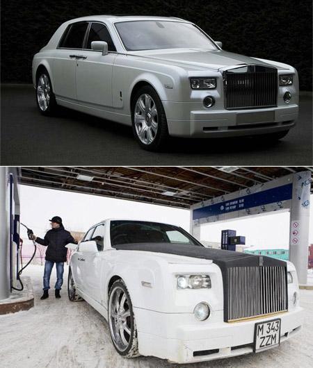 Rolls Royce Phantom 24 gadus... Autors: unbannaby Paštaisītie auto.
