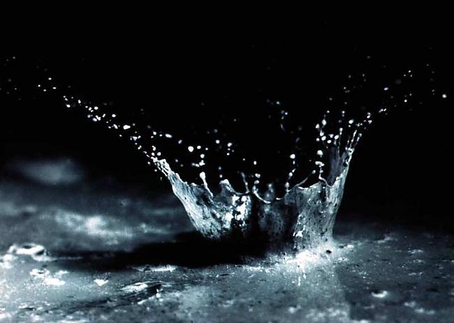 Lietus lāses ātrums tai krītot... Autors: Moonwalker Faktiņi par laikapstākļiem