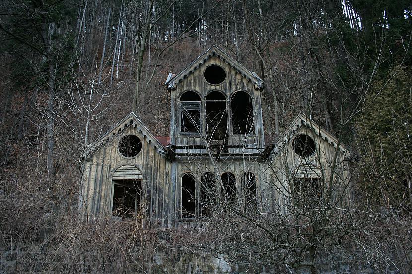 šādu māju kāds nezin Autors: 3UAl3n Spocīgas vietas
