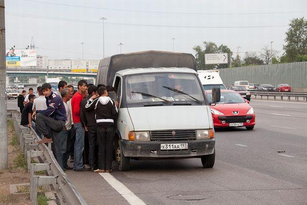 Dzīvo migranti vai nu kaimiņu... Autors: Fosilija Vergu tirgus Jaroslovā