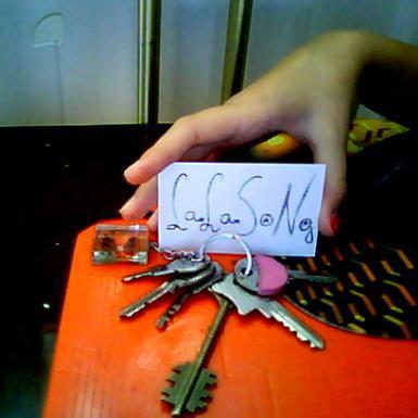 Autors: LaLaSoNg atslēgas